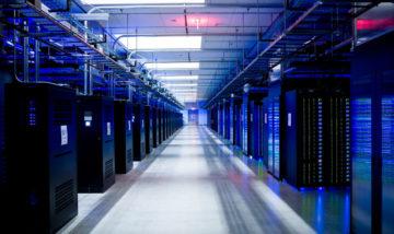 фото центра обработки данных