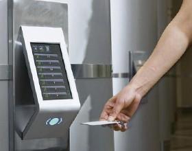 Контролируемый доступ для лифта