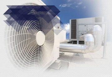 вентиляция радиаторы на крыше