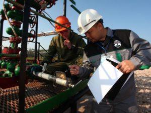 тех работники в нефтянке